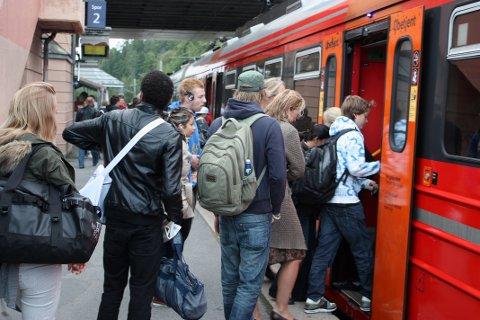 FORSLAG: MDG vil innlemme Oppegård i Ruters sone 1. Illustrasjonsfoto/arkivfoto
