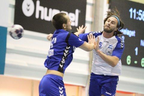 TOPPSCORER: Jomar Johnset banket inn 12 scoringer mot Olav Abelvik Rød og BSKs reserver.