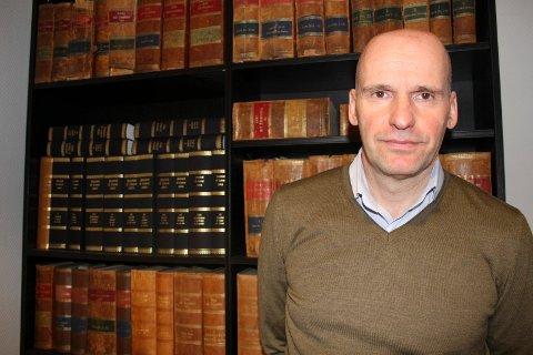 FRATRER: Geir Lippestad fratrer som byråd. Arkivfoto: Kristin Trosvik