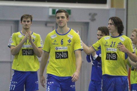 BSKs BESTE: Kristian Rammel ble kåret til BSKs beste spiller.