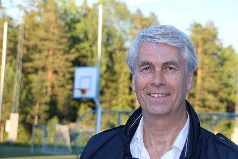 Stein Nordbø (H) er leder for bydelens byutvikling, miljø og samferdselskomité.
