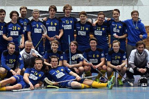 OPPRYKK: Bækkelaget er klare for eliteserien neste sesong etter at de vant to av tre kamper i helgen.