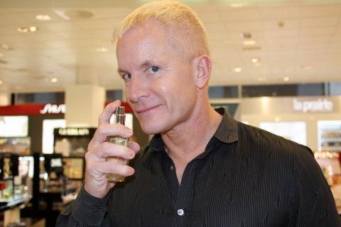 Duft av Norge: Bekkelagsgutten dro til USA på 80-tallet og har gjort gigasuksess med parfymen sin.