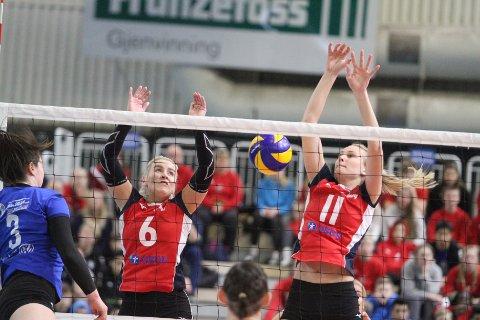 OSLO VOLLEY: Nå kan du følge kampene til Oslo Volley direkte på noblad.no (Arkivfoto)