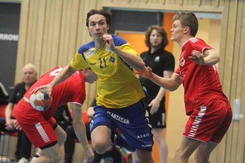 PÅ VEI HJEM: Fabian Sandven har spilt for Nordsjælland i Danmark den siste sesongen, men nå er det muligheter for at han returnerer til Bækkelaget neste sesong.