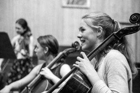 NOR59 Strykeinstitutt tiltrekke seg rundt 130 strykere fra hele Oslo. Kammerorkesteret består av de eldste elevene som spiller på et svært høyt nivå, på tross av sin unge alder.