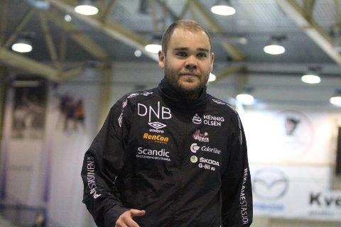 NY TRENER, NYE SPILLERE: Endre Birkrem Fintland tar som kjent over Oppsals håndballdamer i sommer, og klubben har nå signert seks nye spillere for neste sesong.