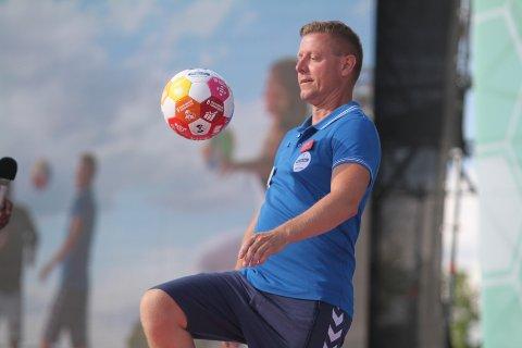 GIR SEG: Generalsekretær Tony Isaksen gir seg både i Norway Cup og Bækkelagsts SK etter drøye tre år i jobben.