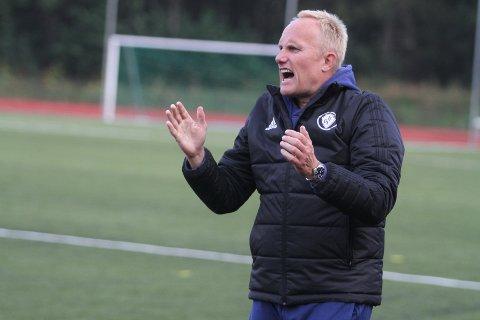 FOTBALLFRI: Gisle Olsen ga seg som trener for A-laget til Oppsal etter lørdagens nedrykk til Norsk Tipping Ligaen.