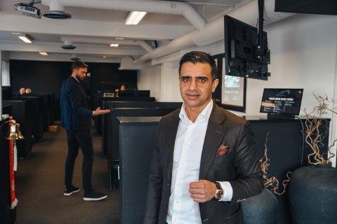 Soliman Sarwar i Privatmegleren Panorama er overrasket over hvor hett markedet har vært i juli.
