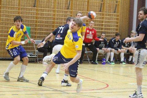 TOPPSCORER: Unggutten Trym Korperud Johnsen ble toppscorer for BSK sammen med Emil Midtbø Sundal.