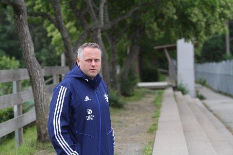 GODE LØSNINGER: Daglig leder i Oppsal Fotball, Ole Anders Arntsen, synes årsmøtet kom frem til flere gode løsninger.