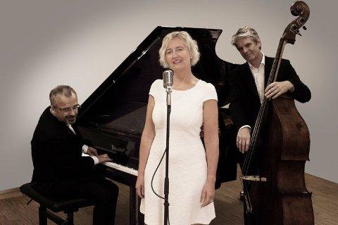Trioen består av Einar Thorbjørnsen, Lena Pettersson og Øivind Madsen.