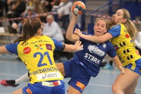 TIL DANMARK: Eira Aune skal prøve lykke i Silkeborg-Voel neste sesong.