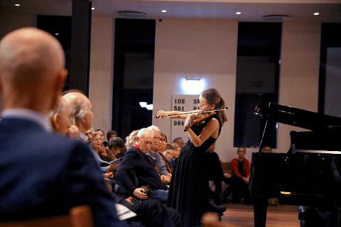 Ny, stor musikkopplevelse i Nordstrand kirke 10. mars. Bilde fra en tidligere utgave av konkurransen.