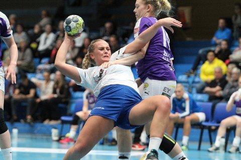 TILBAKE: Etter to sesonger i Molde blir Kristin Halvorsen å finne i moderklubben Oppsal neste sesong.