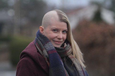 NY SVEIS: Trosopplæringsleder Kristin Øygard i Bekkelaget og Ormøy Menighet stiller med ny sveis i påsken.