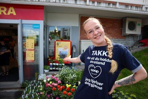 Victoria Rønningen Tolleshaug (29) er oppvokst på Skullerud.