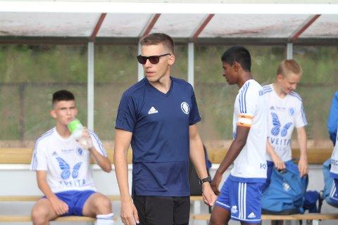 NY SJEF: Jørgen Wik Grydeland har fått jobben som daglig leder i Oppsal Fotball.