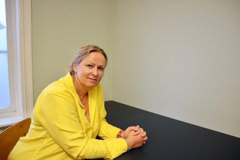 MANGEÅRIG LEGE: Ingebjørg Elisabeth Fahre har jobbet som lege innen barne- og ungdomspsykiatri på Oslo Universitetssykehus siden 2007. Nå starter hun opp for seg selv på Holtet.