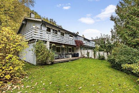 Tomannsboligen i Nordstrandveien ble solgt for 5,8 millioner kroner.
