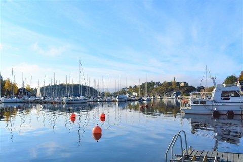 STOR ETTERSPØRSEL: Det er stor kamp om båtplassene i Paddehavet.