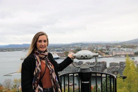 Mathilde sier det er masse fint å oppleve på Nordstrand i påskeferien. Hun anbefaler blant annet å dra til Ekebergparken.