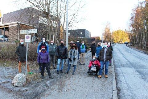 Beboere i Marta Steinsviks vei reagerer på at gata deres skal få nytt navn, uten at de har fått være med på prosessen.