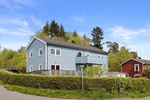 Lunneveien 4 på Ulsrud ble solgt 1,7 millioner kroner over takst.