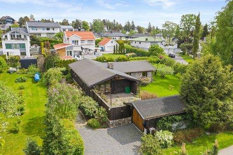 Den dyre boligen blir sett på som et oppussingsobjekt.