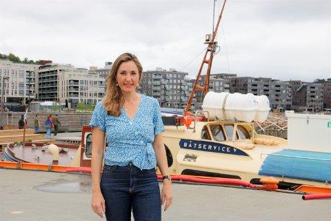 Mathilde Rübberdt er Oslo-entusiast og Hva skjer-redaktør i VisitOslo. Hun har mange gode tips til hva man kan gjøre i Oslo i sommer.