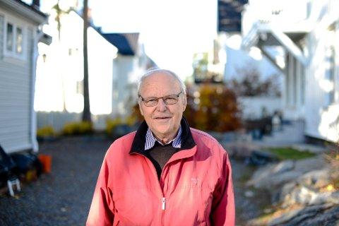 Michael Falch har gitt seg som styreleder i EKT Rideskole og Husdyrpark etter 17 år.