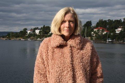 Helle Haugen er aktuell med en ny forestilling.