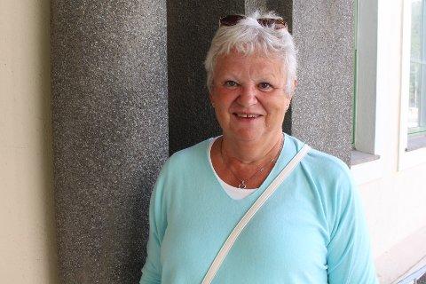 NY HVERDAG: Ann Marie Nordahl ble kreftfri, men livet etter behandlingen ble helt annerledes enn hun hadde sett for seg.