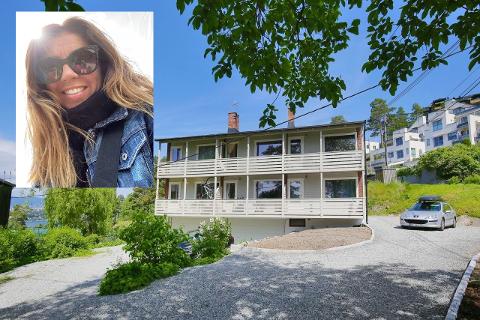 Lise Lillevold og ektemannen eier fire boliger som de leier ut i bydelen.