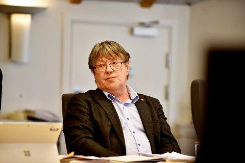Kommuedirektør Jan Egil Fossmo