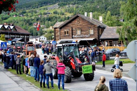 Støtte: Traktorrock er eitt av arrangementa som får støtte i 2018.