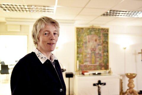 Nyinnsatt: Birgitte Bentzrød er innsatt som prost i Nord-Gudbrandsdal prosti.