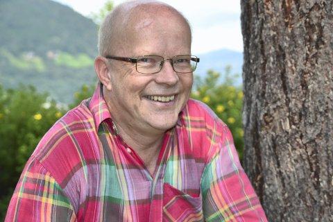 Topper: Truls Gjefsen står på topp for SV i Sel.  Foto: Arkiv