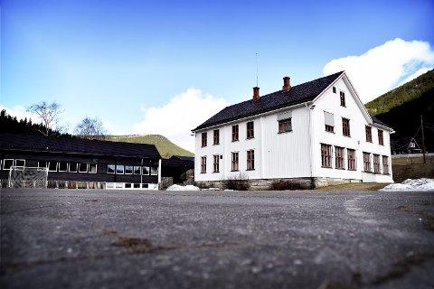 Forslag: Sel grendalag meiner nåverande barnehage på Sel bør på flytte ned til «gamleskulen/kvitbygget».  Foto: Illustrasjonsfoto/Arkiv.