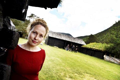 Tilbake: Rebekka Nystabakk er tilbake som Kristin Lavransdatter på Jørundgård. – Det er en anerkjennelse å få komme tilbake