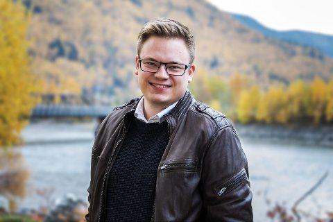 Innlandet: Fylkesordfører i det nye Innlandet, Even Aleksander Hagen, tror ikke folk vil merke stor forskjell i praksis. Foto: Arkiv