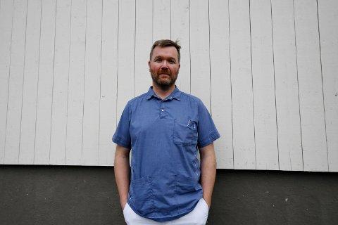 Svein Ragnar Baggethun, leder i FAU ved Heidal skule.