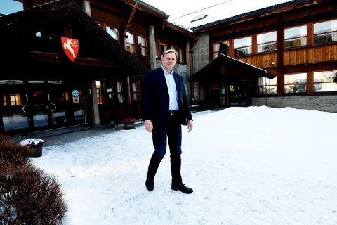 Ordførerer Harald Sve Bjørndal ønskjer jordskifteretten attende til Vågå.