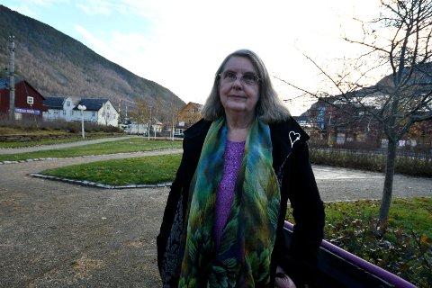 Ingrid Løkken.