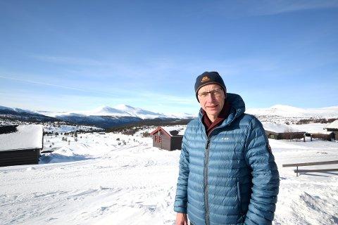 Når Tore Lyftingsmo i juni tar over Høvringen Fjellstue blir han eier av sin tredje turistbedrift på Høvringen.