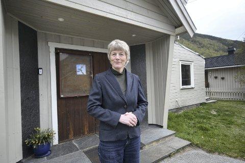 Leier lokale: På pinsedag skal prost Birgitte Bentzrød ha gudstjeneste i Baptistkirkens lokaler i Otta sentrum.