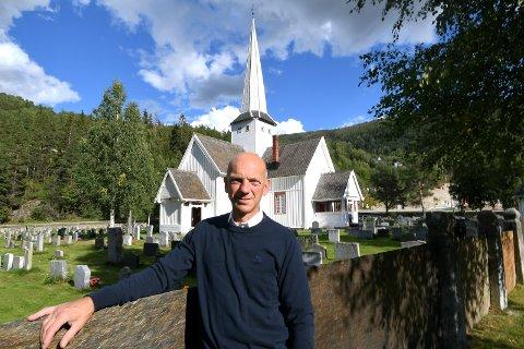 Steinar Grønn tiltrer stillingen som kirkeverge i Sel den 1. desember.