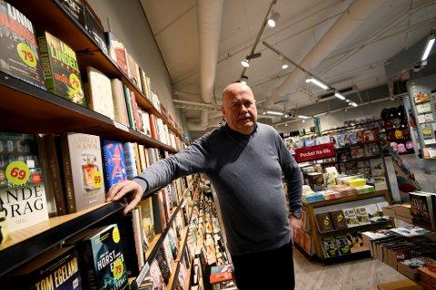 Daglig leder Vidar Melvin Frikstad tror folk har blitt mer bevisste på å handle lokalt.