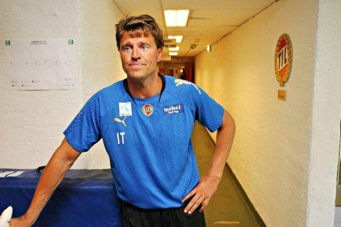 Inge Takøy er tilbake som keepertrener på Alfhiem.